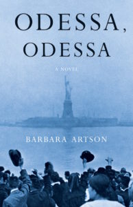 Cover of Novel Odessa, Odessa by Barbara Artson